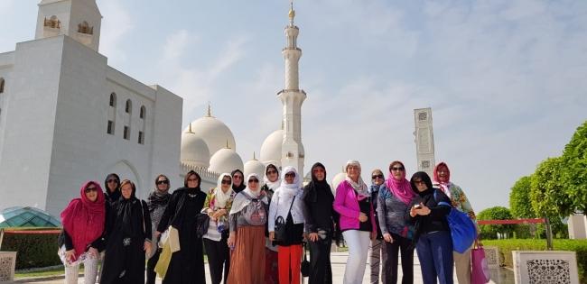Dubai en modo femenino
