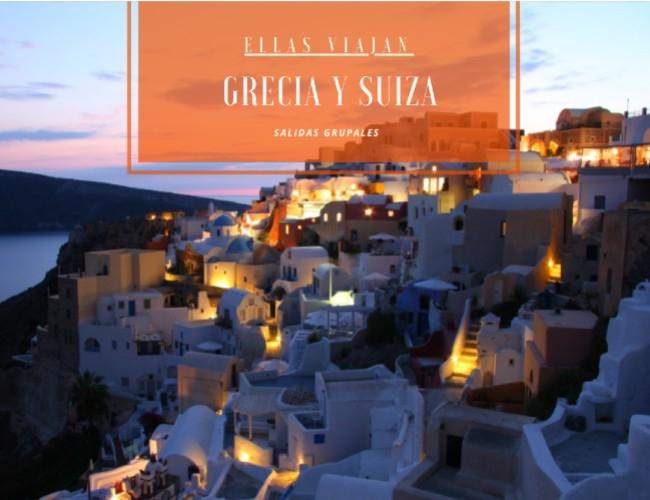 Ellas Viajan - Grecia y Suiza